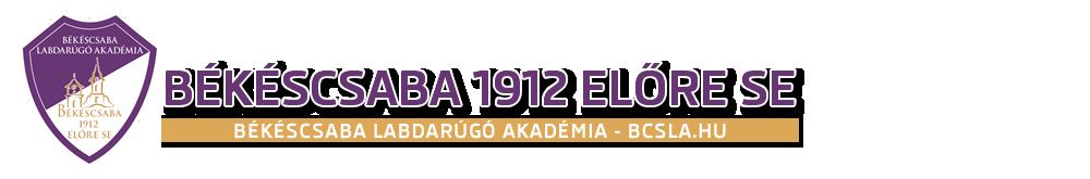 Békéscsaba Labdarúgó Akadémia – bcsla.hu