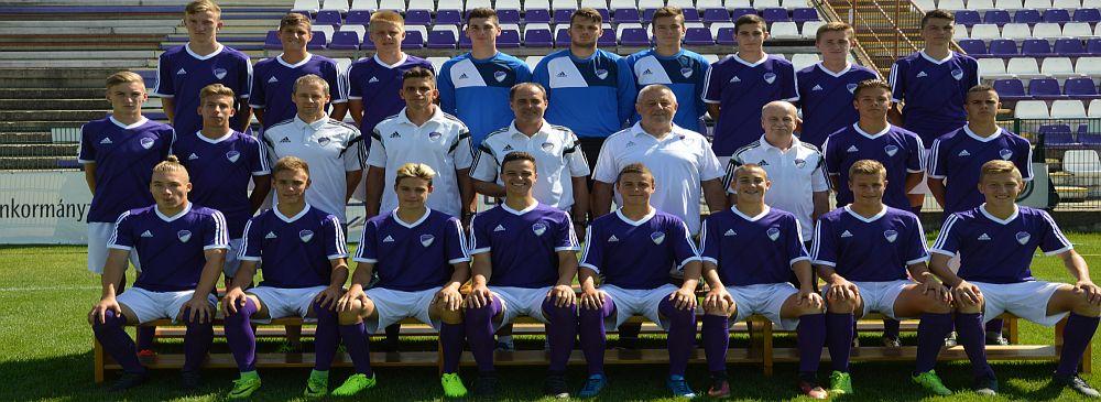 2017/2018 szezon U17 csapat
